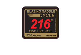 Blazing Saddle Cleveland